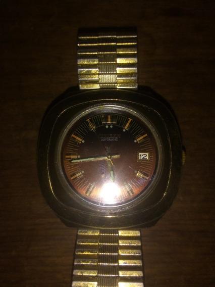Relógio Citizen Automático Modelo Maracanã