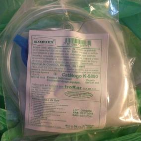 Bolsa Alimentacion Kortex Forzada Ped 500ml Paquete Con 5 P