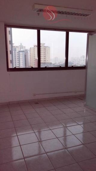 Sala Comercial À Venda, Tatuapé, São Paulo - Sa0702. - Sa0702