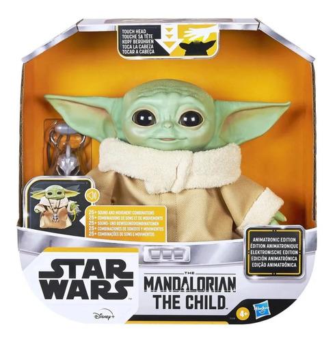 Baby Yoda Animatronic , Stock En Enero