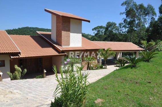 Casa Residencial À Venda, Pinheirinho, Vinhedo. - Ca6329