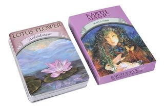 Magic Oracle Cards Tierra Mágica Juego De Cartas Para Uso Pe