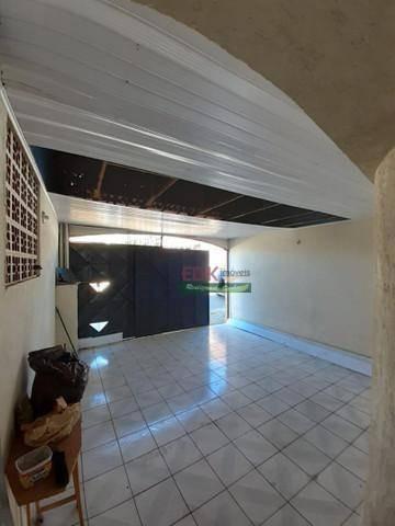 Imagem 1 de 9 de Casa Com 2 Dormitórios À Venda Por R$ 201.400 - Jardim São José - São José Dos Campos/sp - Ca6077