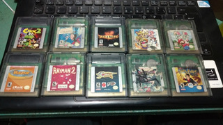 Juegos Para Gameboy Color Cartuchos Originales Nintendo Gb