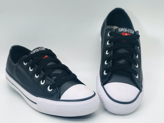 Tênis Superstar Basket Casual Unissex Ss0009