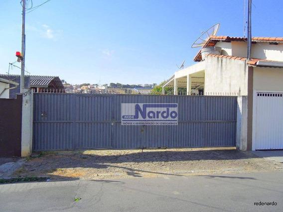 Barracão Para Alugar Em Bragança Paulista/sp Vila Aparecida - Ba0014
