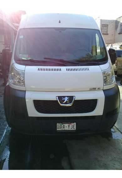 Peugeot Manager 2012 Hdi 3.0