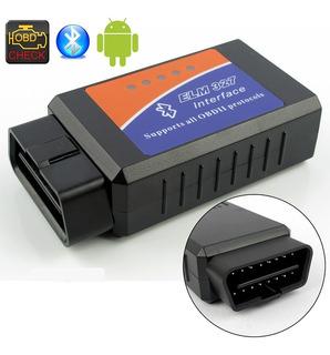 Elm327 V1.5 Obd2 Coche Bluetooth Diagnóstico Escáner