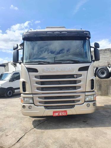 Imagem 1 de 11 de Scania R420 6x4 2011