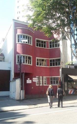 Prédio Para Alugar, 440 M² Por R$ 18.000,00/mês - Bela Vista - São Paulo/sp - Pr0086
