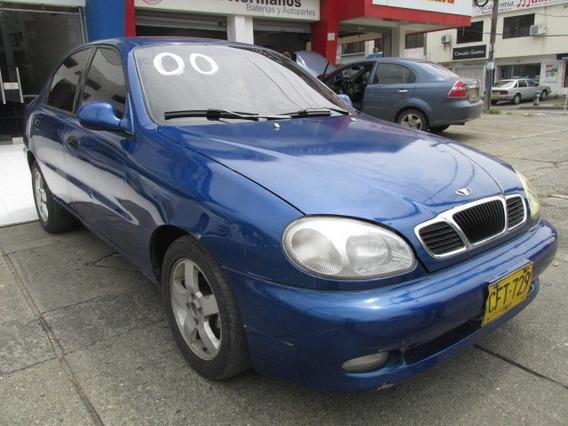 Daewoo Lanos Sx, Modelo 2000, Placa Cali, Siempre Particular