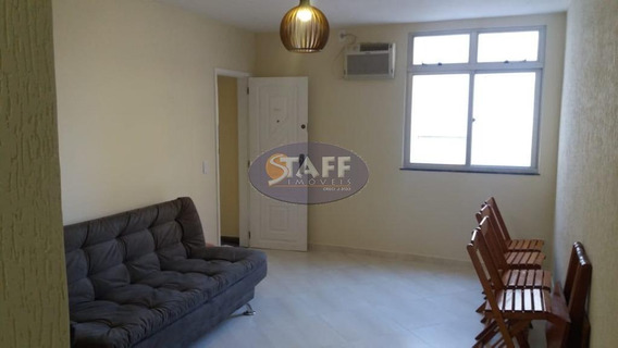 Apartamento Residencial À Venda, Bairro Centro, Cabo Frio-rj - Ap0580