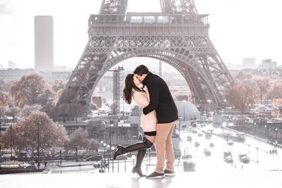 Ensaio Em Paris (1 Hora)
