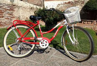 Bicicleta Liberty New Style Nueva Sin Rodar