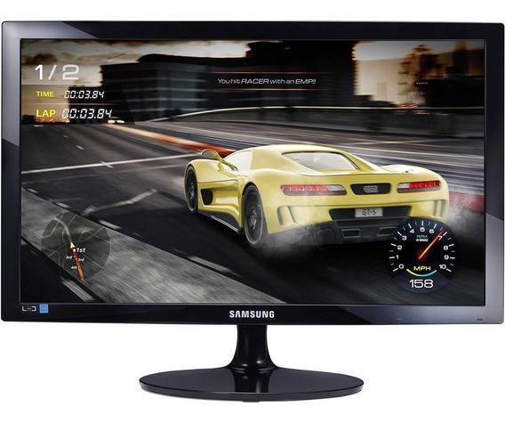 Monitor Gamer Full Hd Led Samsung 24 S24d332 - 1ms, 75hz