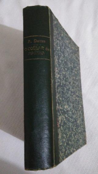 Memórias D Médico Collar Da Rainha 2°parte 1930-leia Descriç
