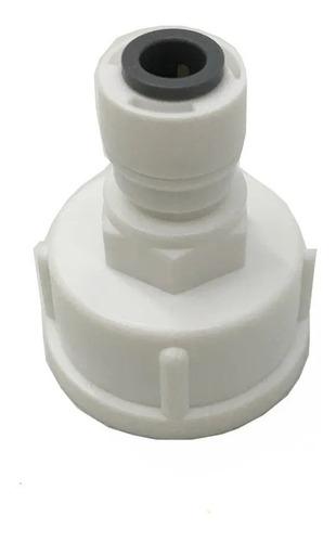 Imagem 1 de 9 de Conector Purificador Electrolux E Side By Side 3/4 - 1/4