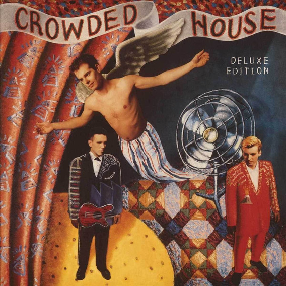 Crowded House Crowded House Deluxe Edition Cd
