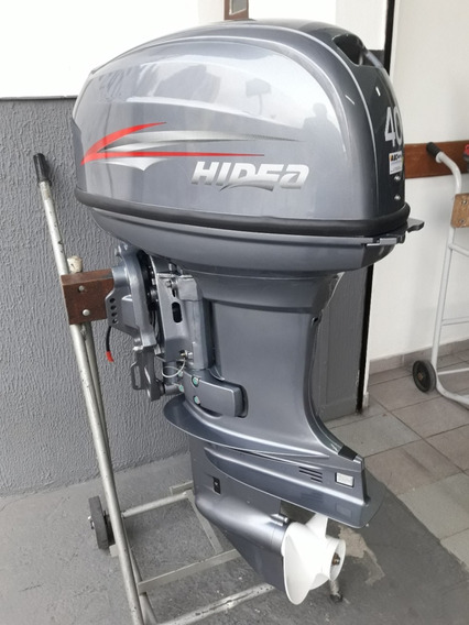 Motor De Popa Hidea 40ffes-t 40hp - Power Trim