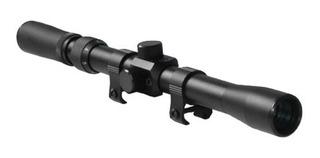 Mira Telescopica 3-7x20 Zoom Exclusiva Para Aire Comprimido