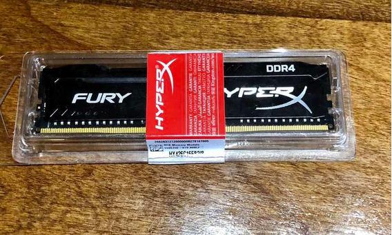Memoria Ram Hiper X Fury 8gb Ddr4 2666 Mhz