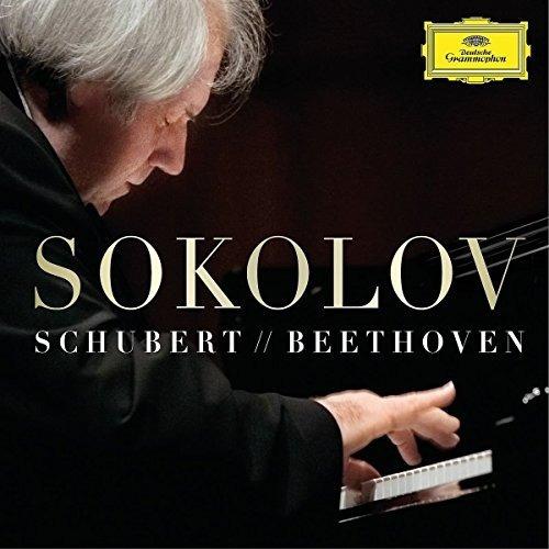 Sokolov Grigory Schubert & Beethoven Usa Imp Lp Vinilo X 3