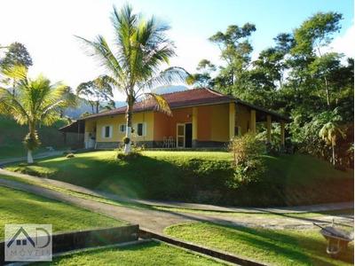 Sítio Para Venda Em Cachoeiras De Macacu, Boca Do Mato, 4 Dormitórios, 1 Suíte, 3 Banheiros, 5 Vagas - 218