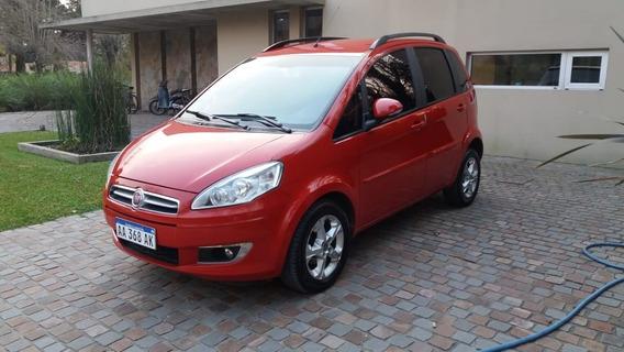 Fiat Idea 1.4 Attractive 82 Cv Abs