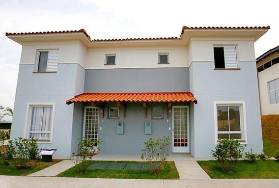 Casa Em Jardim Interlagos, Hortolândia/sp De 90m² 3 Quartos À Venda Por R$ 349.000,00 - Ca342435