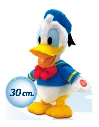 Peluche Interactivo Pato Donald