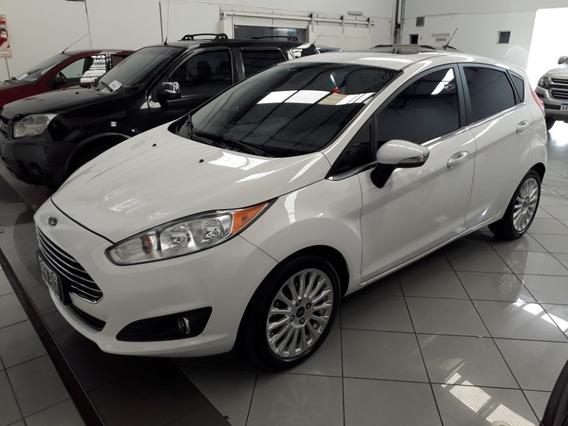 Ford Fiesta Kd Titanium 1.6 2015 Concesionario Oficial