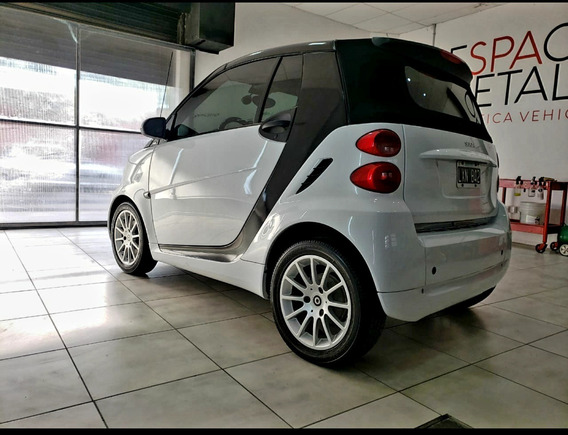 Smart Fortwo 2011 1.0 Black&white Look By Infinit