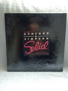 Vinilo Maxi Ashford & Simpson - Solid .