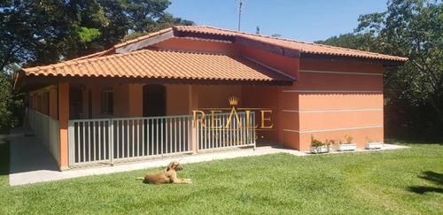 Chácara Com 3 Dormitórios À Venda, 5000 M² Por R$ 1.800.000,00 - 15 - Itupeva/sp - Ch0041