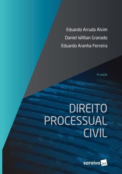 Direito Processual Civil - 6ª Ed