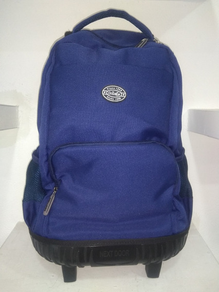 Mochila Everlight College Con Carro Reforzado