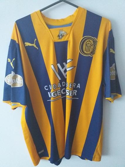 Camiseta Puma Rosario Central - 10 T