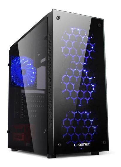 Pc Gamer Cpu Intel I7 8700 Z370 8gb Ddr4 Gtx 1050 Ti Top Ssd