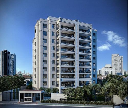 Apartamento Residencial Para Venda, Vila Mariana, São Paulo - Ap4674. - Ap4674-inc