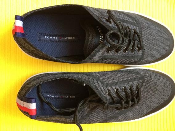 Zapatos Tenis Deportivos Marca Tommy Originales