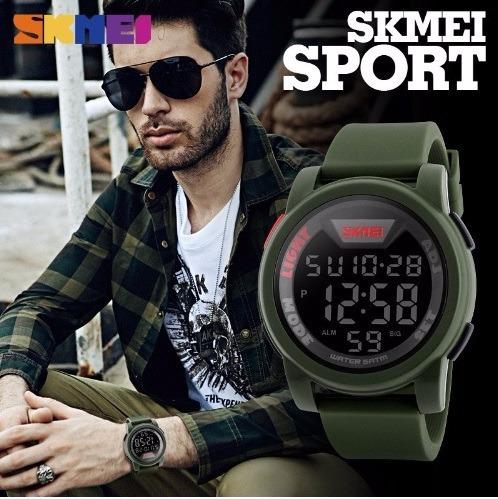 Relógio Skmei 1218 - À Prova D