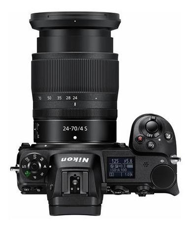 Camera Nikon Z7 Fx-format Mirrorless + Nikkor 24-70mm F/4 S