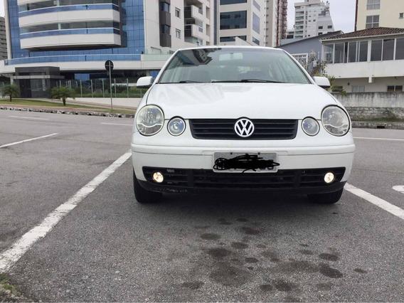 Volkswagen Polo Sedan 1.6 4p 2003