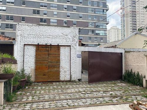Galpão Para Alugar, 100 M² Por R$ 4.500,00/mês - Vila Nova Conceição - São Paulo/sp - Ga0427