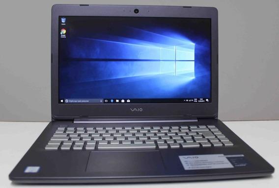 Notebook Vaio Vjc141f11x 14 Intel Core I3 2.0ghz 4gb Hd-1tb