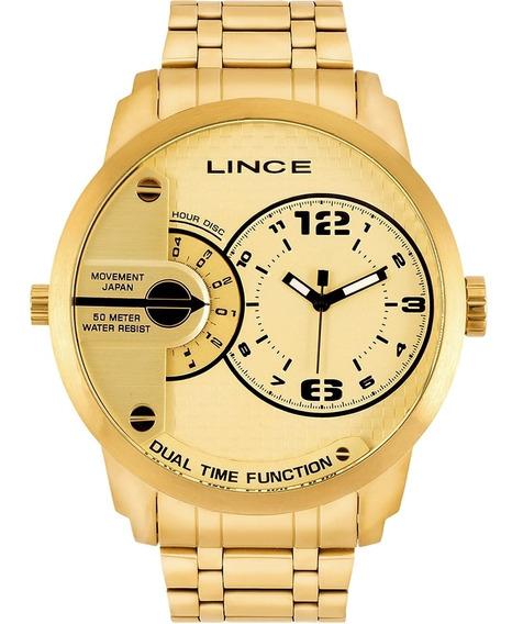 Relógio Masculino Lince Mrgh049s C2kx Barato Original