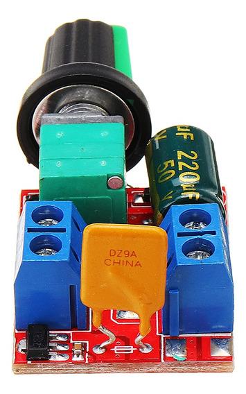 Claite Dc 3v Para Dc 35v 5a 90w Mini Dc Motor Pwm Velocidade