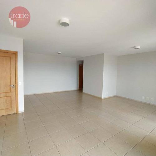 Apartamento Com 3 Dormitórios À Venda, 143 M² Por R$ 770.000,00 - Jardim Irajá - Ribeirão Preto/sp - Ap6894
