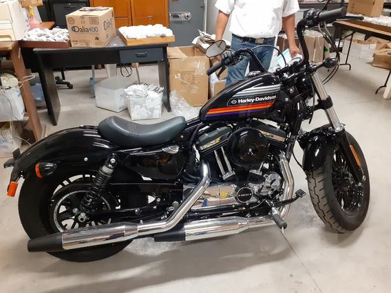 Harley Davidson 2019 Forty-eight Special Vivid Black Nueva