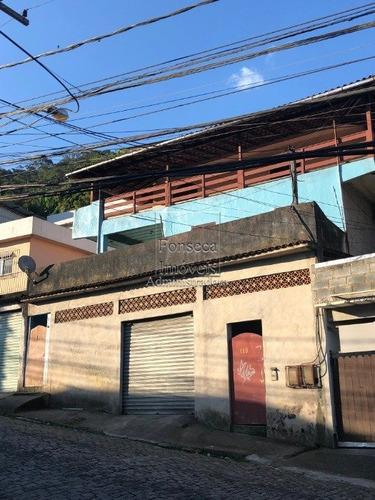 Casa - Quitandinha - Ref: 1343 - V-1343